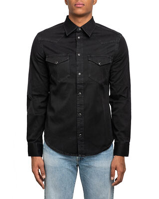 BLK DNM Jeans Shirt 5 Freeman Black
