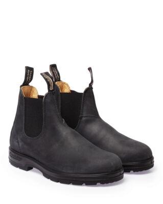 Blundstone 587 Rustic Black
