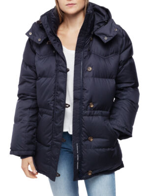 Boomerang Alexandra Down Jacket Blackish Navy
