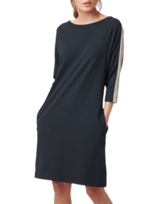 Boomerang Amanda Solid Interlock Dress Night Sky