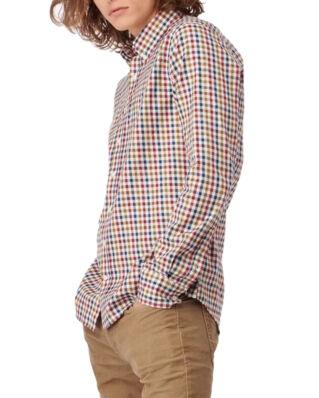 Boomerang Elton Check Shirt Soleil