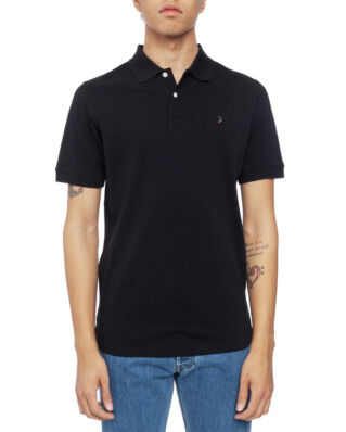 Boomerang Joe Organic Cotton S.S. Polo Pique Black