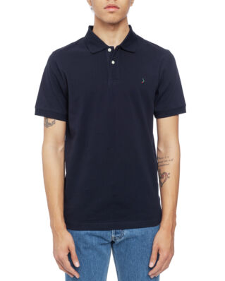 Boomerang Joe Organic Cotton S.S. Polo Pique Blackish Navy