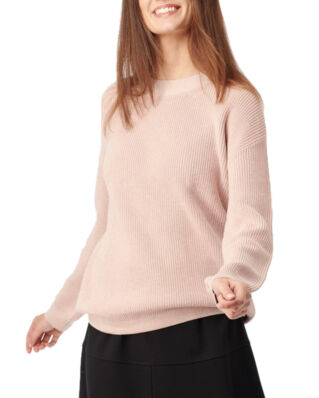 Boomerang Mary Organic Cotton Sweater Pale Blush