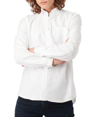 Boomerang Nils Organic Cotton Solid Oxford T.A. Fit B. Shirt White