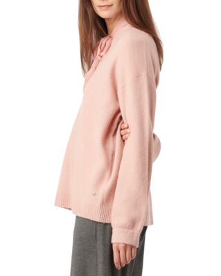 Boomerang Rutan V-Neck Sweater Pale Blush