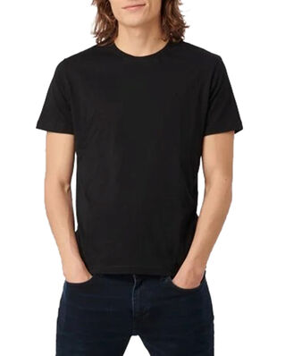 Boomerang Basic O-Neck Organic Cotton T-Shirt Black