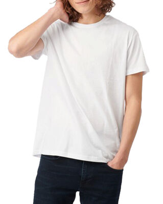 Boomerang Basic O-Neck Organic Cotton T-Shirt White