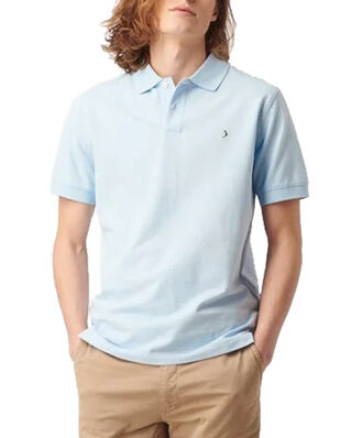 Boomerang Joe Organic Cotton Polo Piqué Skyway