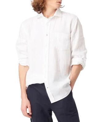 Boomerang Linus Linen Shirt White