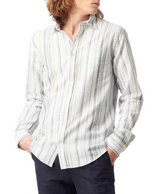 Boomerang Sigge Multistrip Shirt Bright Nautic