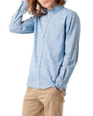 Boomerang Wilmer Flamé Shirt Electric Blue