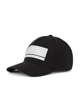 BOSS BOSS Athleisure Cap-Raised Black