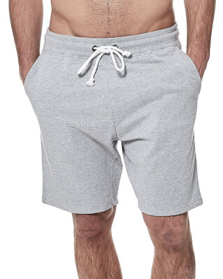 Bread & Boxers M's Lounge Short Grey Melange