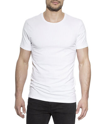 Bread & Boxers  Crew Neck Regular White