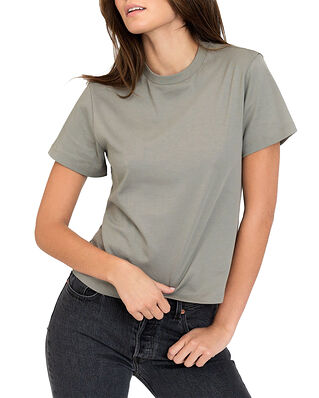 Bread & Boxers T-shirt Classic Dusty Green