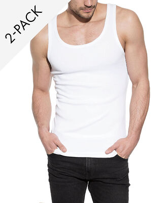 Bread & Boxers 2-pack Tank White
