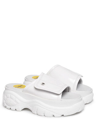 Buffalo Classic Slide White
