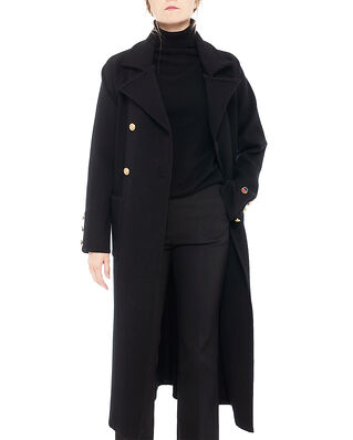 Busnel Avignon Coat Black