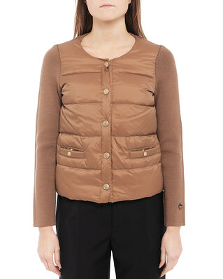 Busnel IVA Down Jacket Cinnamon