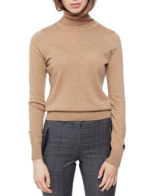 Busnel Alice Rollerneck Sweater Camel