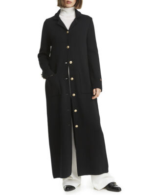 Busnel Magnolia Coat Black