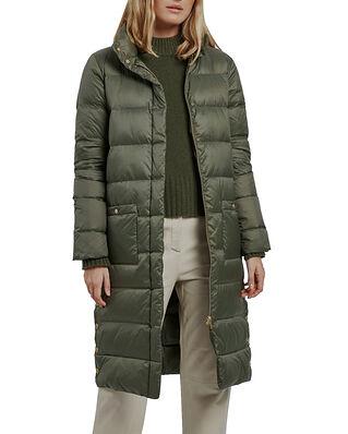 Busnel Fanny Down Coat Khaki Green