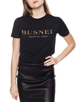 Busnel Tourie T-Shirt Black