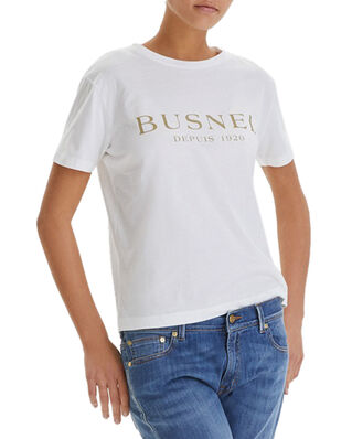 Busnel Tourie T-Shirt White