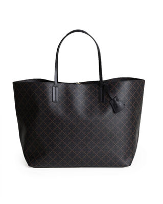 By Malene Birger  Abi Tote Dark Chokolate