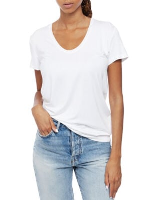 By Malene Birger Fevia Pure White T-shirt