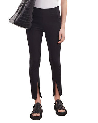 By Malene Birger  Adanis Slim Fit Trouser Black