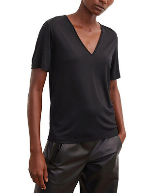 By Malene Birger  Aneilia T-shirt Black