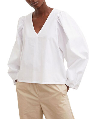 By Malene Birger  Diosmara Shirt White
