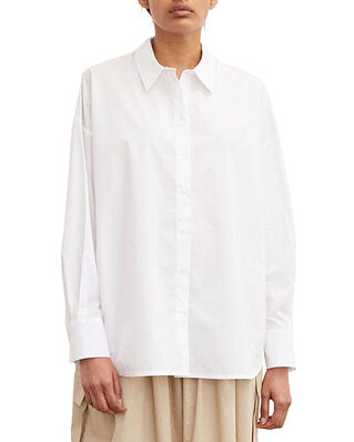 By Malene Birger  Elasis Shirt Pure White