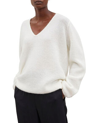 By Malene Birger  Rhila Pullover Soft White