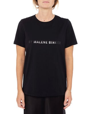 By Malene Birger  Desmos Cotton T-Shirt Black
