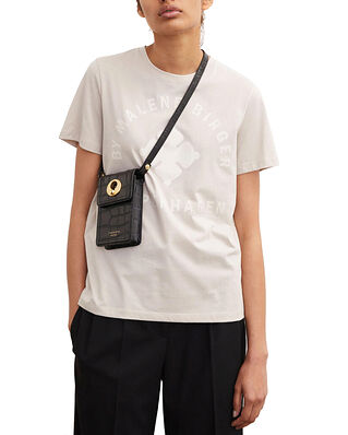 By Malene Birger  Desmos T-shirt Greige