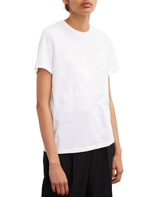 By Malene Birger  Desmos T-shirt Pure White