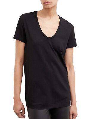 By Malene Birger  Fevia Black T-shirt