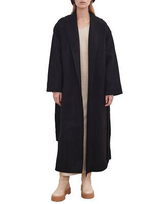 By Malene Birger  Trullem Wool Coat Black