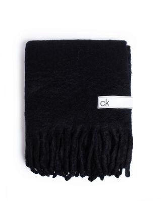 Calvin Klein  Boiled Scarf Black