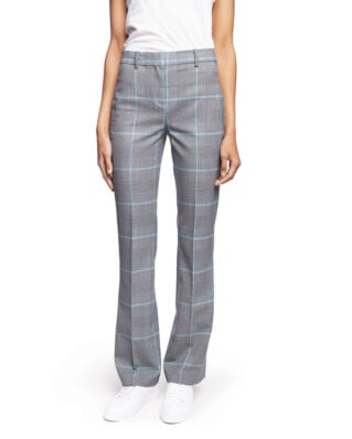Calvin Klein  Check High Waist Bootcut Pant Enlarged Prince Of Wales