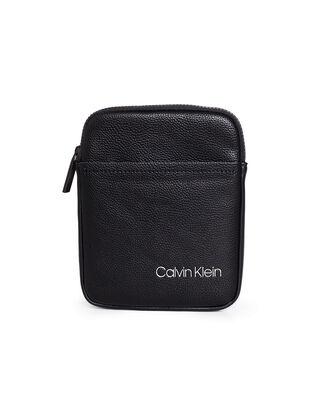 Calvin Klein  CK Direct Mini Flat Crossover Black
