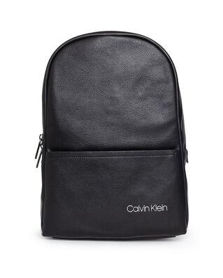 Calvin Klein  CK Direct Round Backpack Black