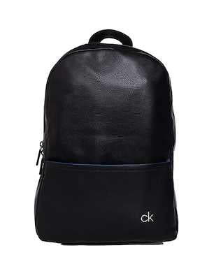 Calvin Klein  CK Direct Round Backpack Black