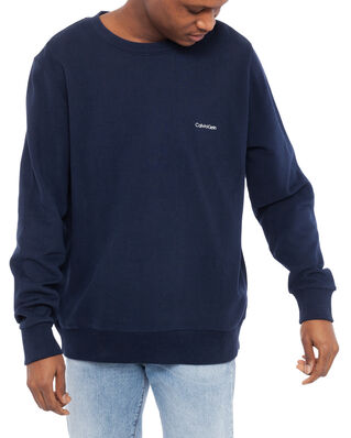 Calvin Klein  Embroidery Sweatshirt Calvin Navy