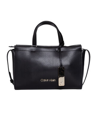 Calvin Klein  Enfold Med Tote Black