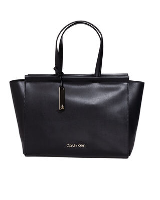 Calvin Klein  Enfold Shopper Black
