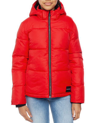 Calvin Klein  Junior Essential Puffer Jacket Barbados Cherry